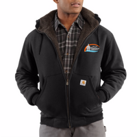 City of Hastings  Carhartt Sherpa Lined Sweatshirt