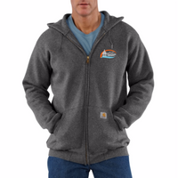 City of Hastings Carhartt Full Zip Sweatshirt