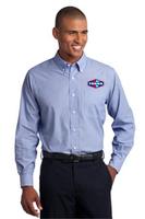 Tonna Crosshatch Easy Care Shirt