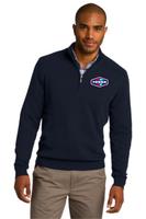 Tonna 1/2 Zip Sweater