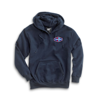Tonna 1/4 Zip Heavyweight Hooded Sweatshirt