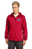 Tonna Ladies Colorblock Raglan Jacket