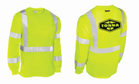 Tonna Kishigo High Performance High Vis Long Sleeve Shirt