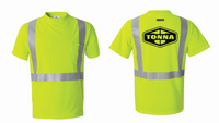 Tonna Kishigo High Performance High Vis Tee