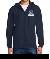 PHCA Adult Full Zip Hooded Sweatshirt