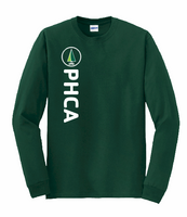 PHCA Middle School Long Sleeve Youth Tee
