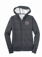 Alliance Education Center Ladies Full Zip Hooded Sweatshirt