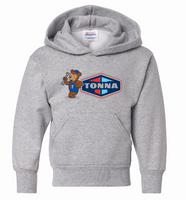 Tonna Youth Hooded Sweatshirt