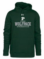 PHS Gymnastics Under Armour Fleece Hoodie