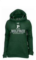 PHS Gymnastics Ladies Under Armour Fleece Hoodie