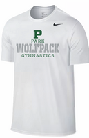 PHS Gymnastics Nike Dri-Fit Short Sleeve Tee