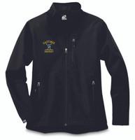 HHS Girls Hockey Storm Creek Velvet Lined Ladies Softshell Jacket