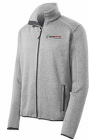 TempWorks Software Sweater Fleece Jacket