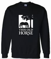 This Old Horse Crewneck Sweatshirt