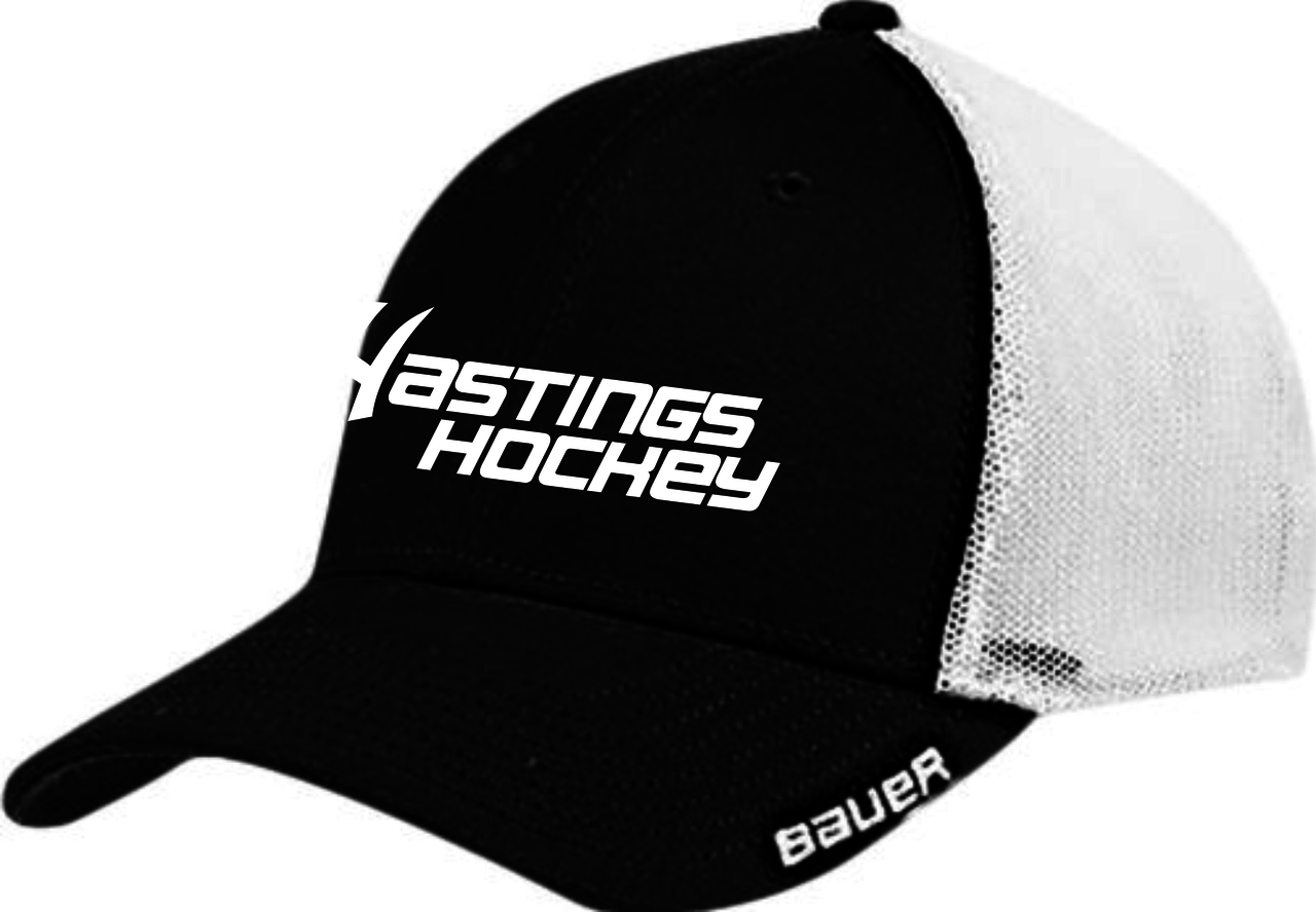 62b3b1bbb92b8 ... spain home bauer new era 39thirty team stretch mesh back cap in store  only. front