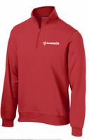 TempWorks Software 1/4 Zip Sweatshirt