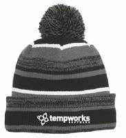TempWorks Software New Era Sideline Beanie
