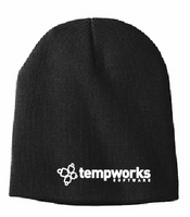 TempWorks Software Knit Skull Cap