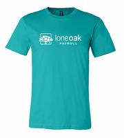 Lone Oak Payroll Unisex Ringspun Tee