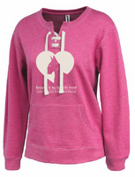 UMGDR Limited Edition Women's Lace-Up Crew
