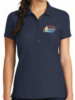 City of Hastings New Era Ladies Polo