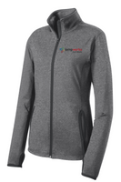 TempWorks Software Ladies Sport Wick Stretch Full Zip