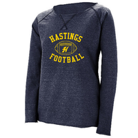 Vintage Football Crew - Ladies