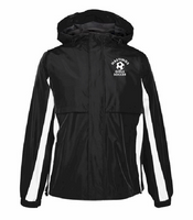 HHS Girls Soccer Champion Trailblazer Jacket