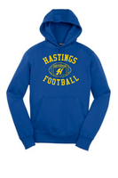 Hastings Football Hoody - Adult