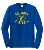 Hastings Football Long Sleeve T - Youth
