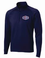 Tonna Unisex Sport Wick Stretch 1/2 Zip Pullover
