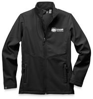 Lone Oak Payroll Ladies Microfleece Lined Softshell Jacket