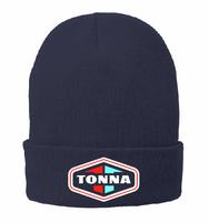 Tonna Fleece Lined Knit Cap