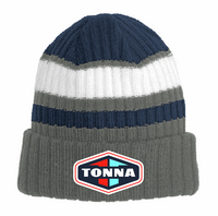 Tonna Ribbed Tailgate Beanie