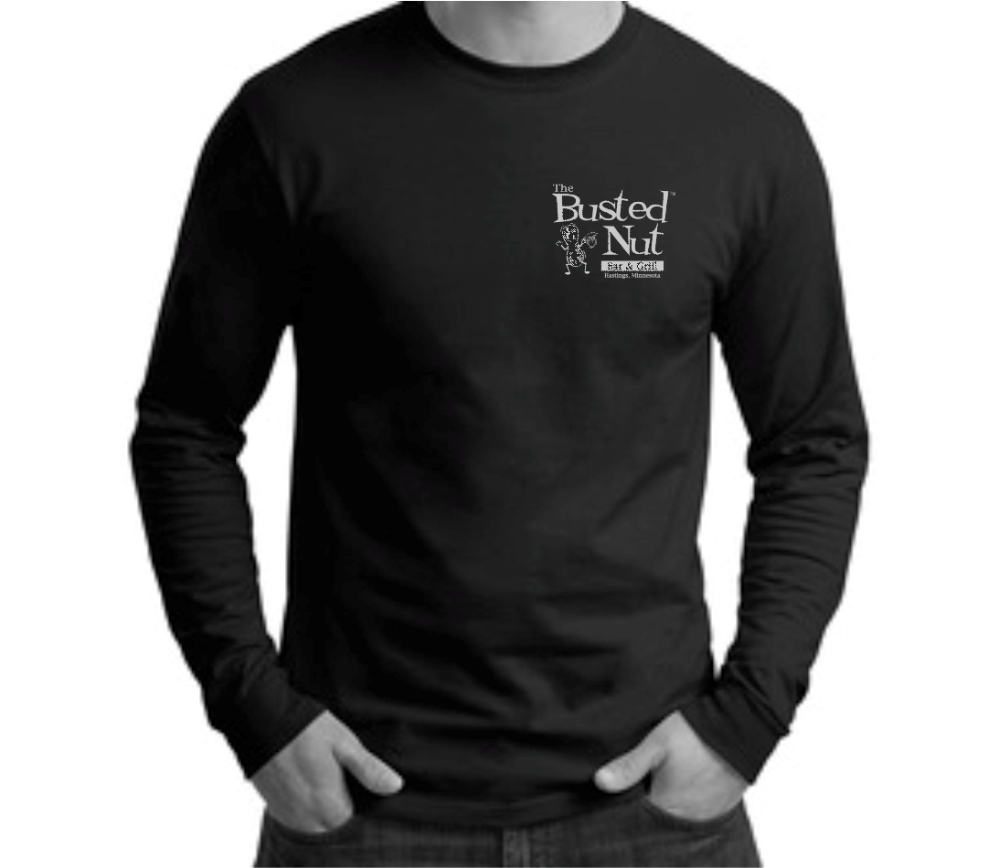 Black Shirt Front