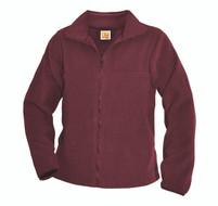 Fleece Full Zip Jkt-AO-6202