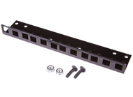4U Rack Rail- Square
