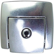 Buckle Latch (Silver/Chrome)