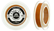 125 Yards Spool Toho One-G Thread Orange
