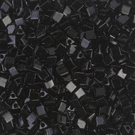 8/0 Miyuki Triangle Black 15Gm