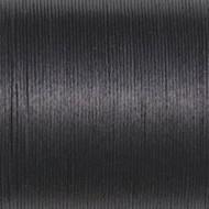 Black Miyuki Beading Thread 50M Spool