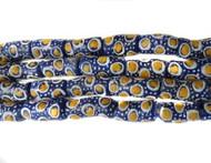 Fine Recycled Glass African Ghana handmade Trade Beads