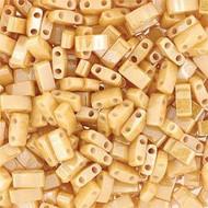 Miyuki Half Tila Lt Caramel Ceylon 10Gm Bag