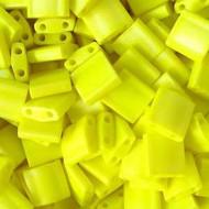 Miyuki Tila OP Yellow 2 Hole Japanese seed beads 10 Grams