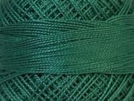 Pearl Cotton Pine Green #12 Beading Thread