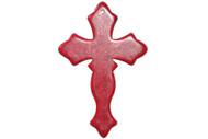 Siam Turquoise cross Pendant