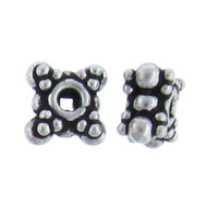 SS Bali Silver Square beads