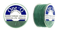 Toho One-G Thread 50 Yd Spl  Mint Green