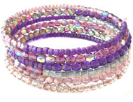 Purple Princess Bracelet Kit By SBS