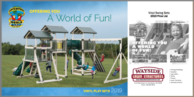 Download the Adventure World Catalog & Price List